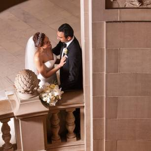 Wedding Photography - SF City Hall