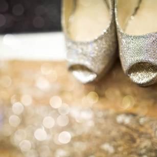 Bride Shiny Shoses