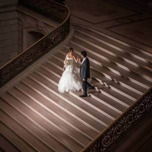 Wedding Photography – SF City Hall